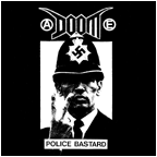 "0015 Doom Police Bastard 7"""