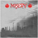 017 Misery CD