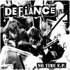042 Defiance No Time 7""