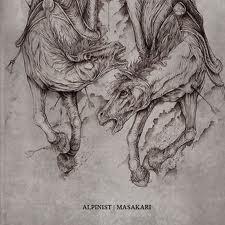 Alpinist / Masakari split LP