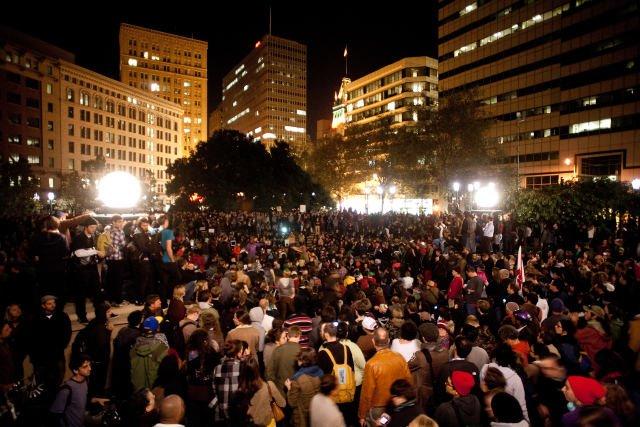 Photo courtesy of http://occupyoakland.org
