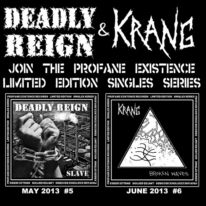 Deadly Reign Krang