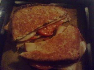 vegan melt
