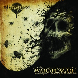 WAR-PLAGUE cover