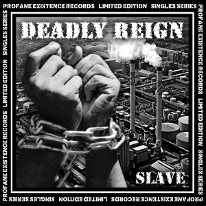 DEADLY REIGN CVR