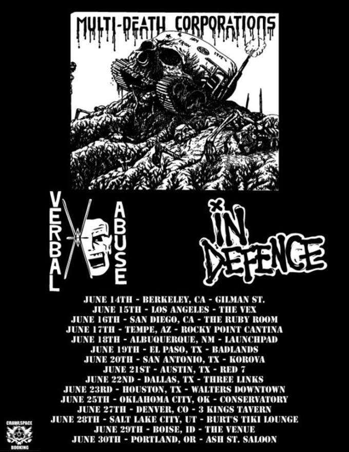 MDC tour