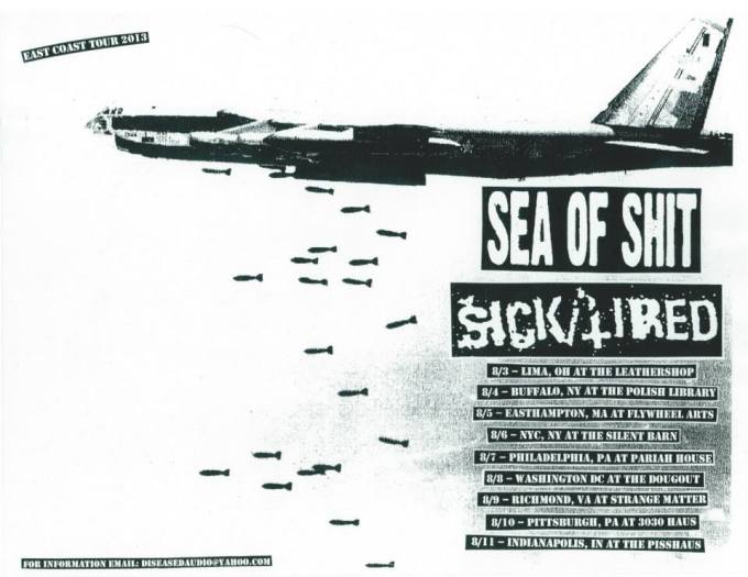 ST and SOS tour flier