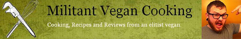 Militant Vegan Cooking with Jordan Halliday