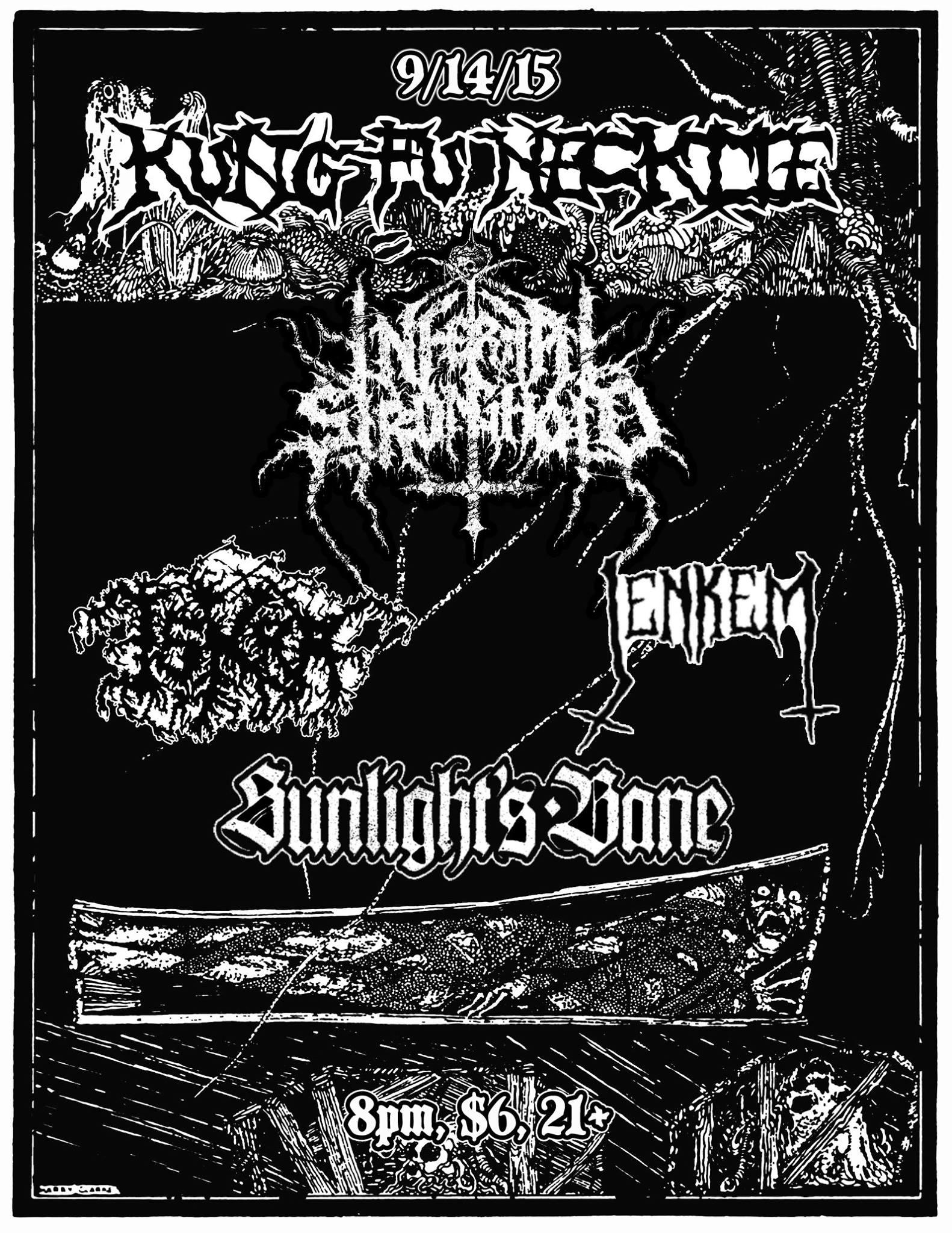 blackened crust | Profane Existence